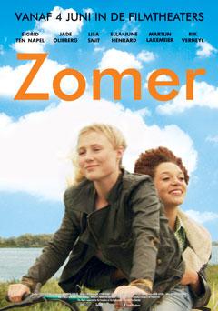 filmposter zomer